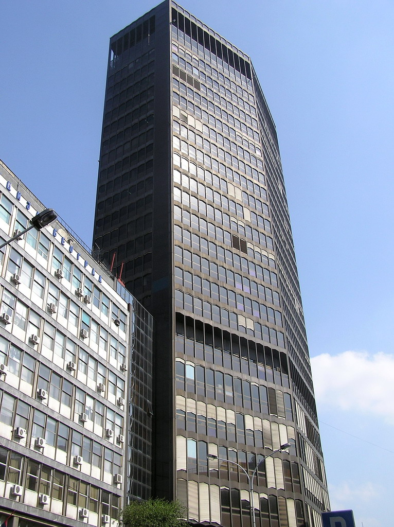 Beogradjanka Tower