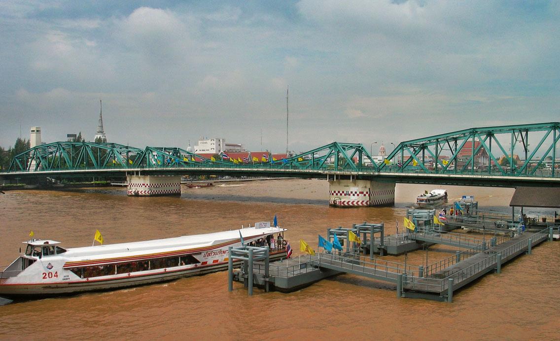 Bangkok Memorial Bridge