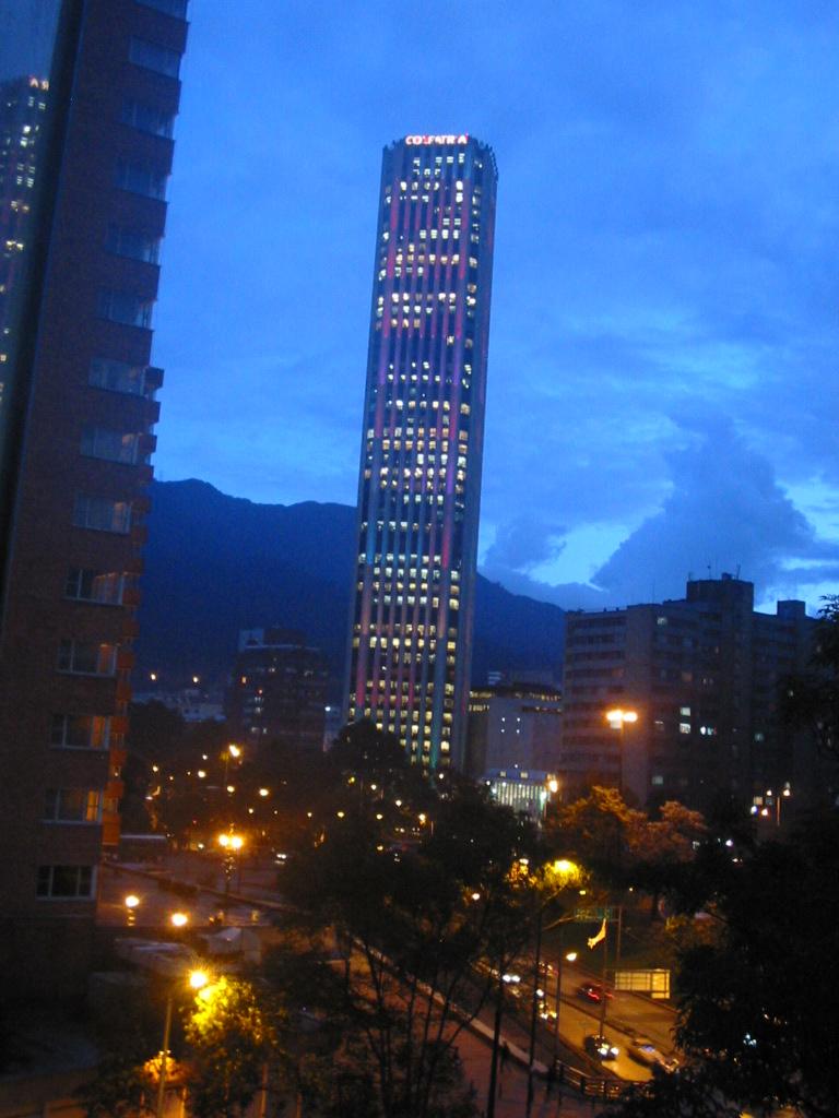 Bogotá - Torre Colpatria