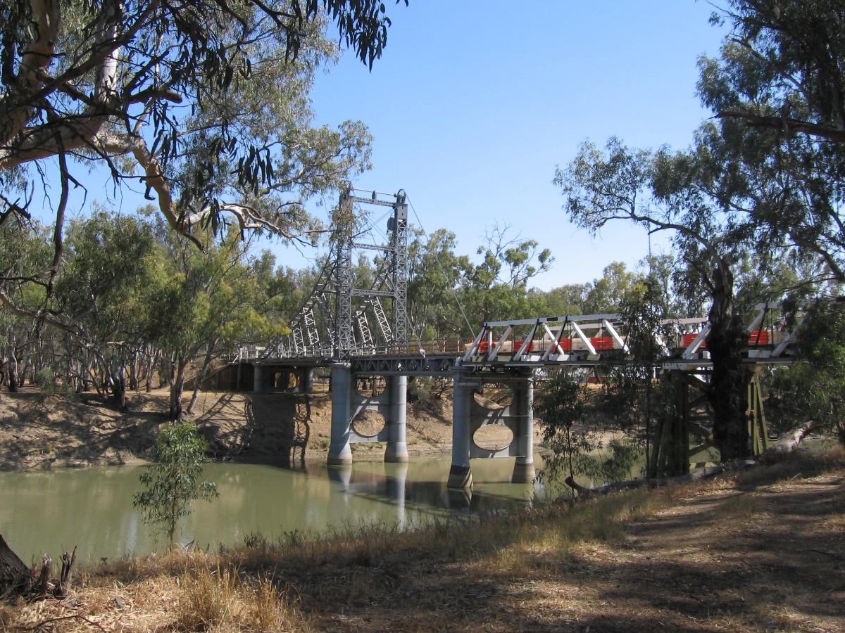 Carrathool Bridge