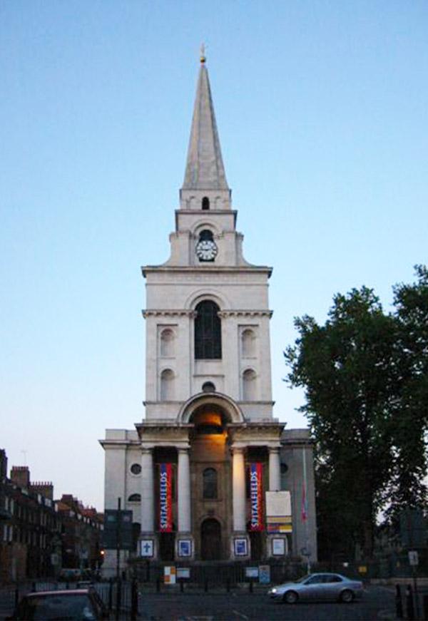 Christ Church(photographer: Michael Reeve)