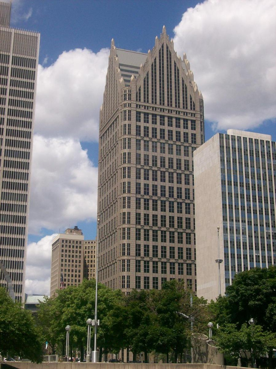 Comerica Tower