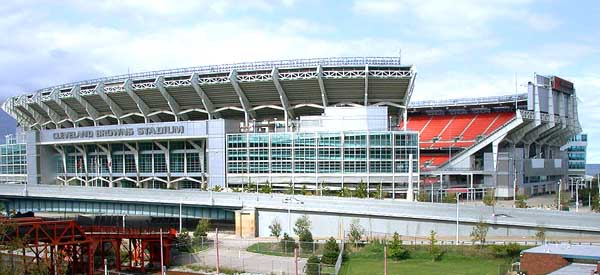 Cleveland Browns Stadium