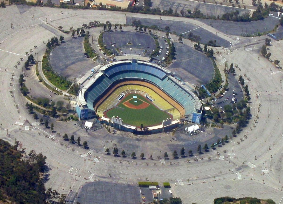 Dodgers Stadium. Dodger Stadium