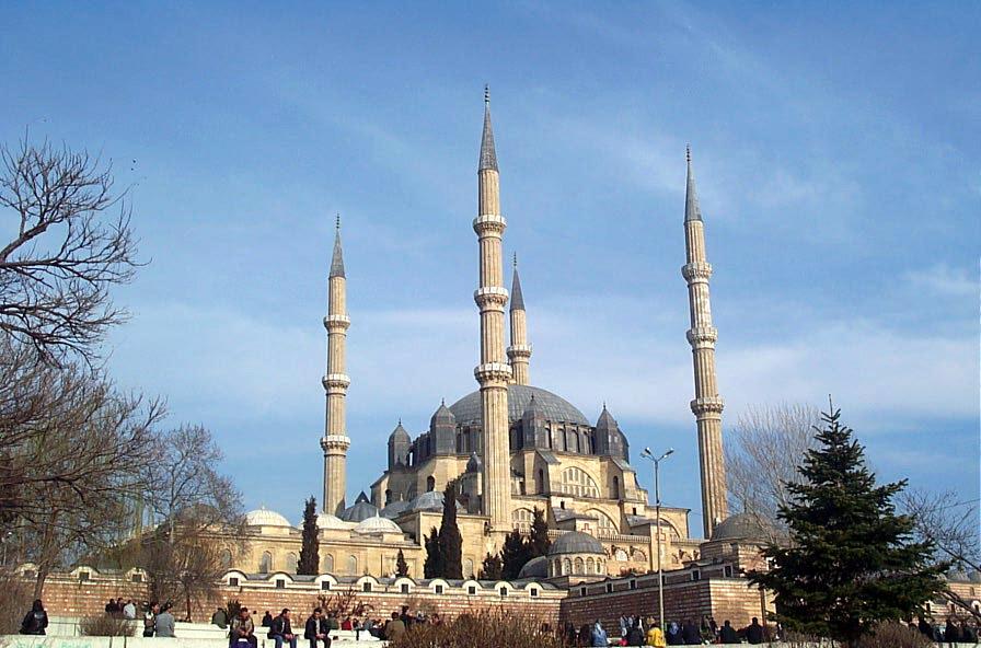 Selimiye Mosque(photographer: Nevit Dilmen)
