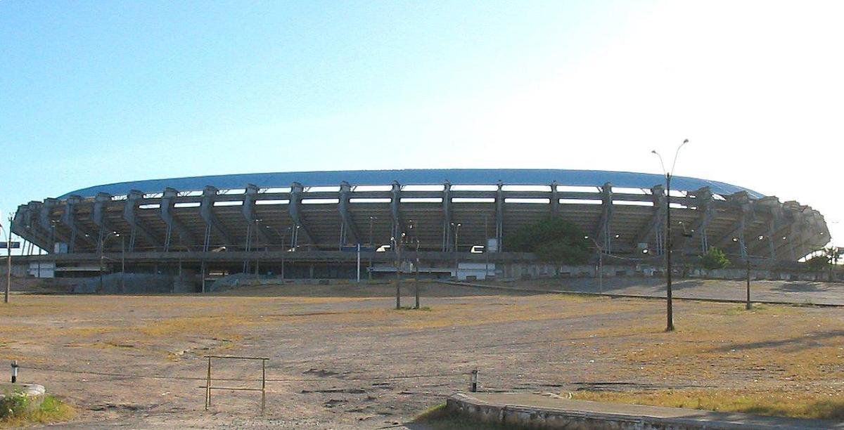 Stade du Gouverneur Plácido Castelo - Fortaleza