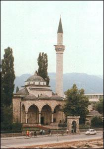 Ferhadija Mosque(photographer: Dado)