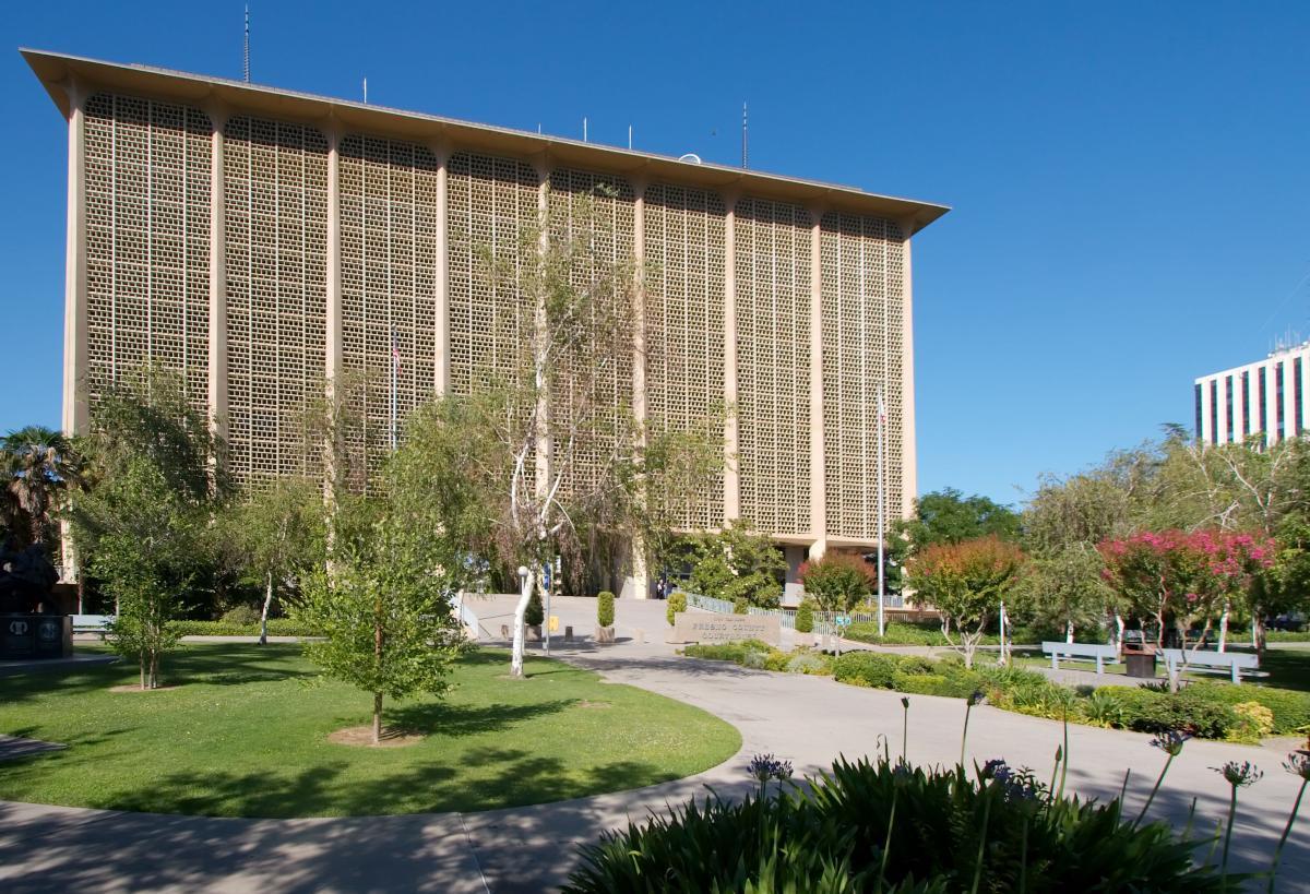 Fresno County Courthouse