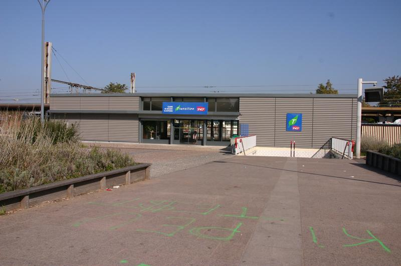 Gare de boussy saint antoine boussy saint antoine for Boussy saint antoine piscine