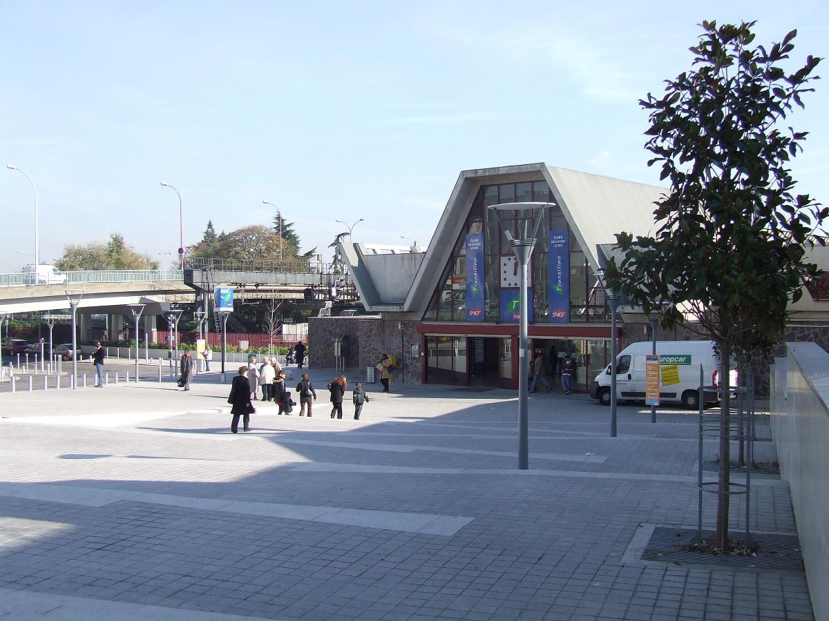 Gare de Choisy-le-Roi