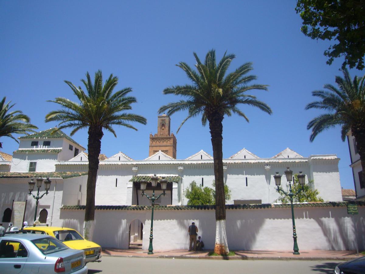 Great Mosque (Tlemcen, 1136) | Structurae