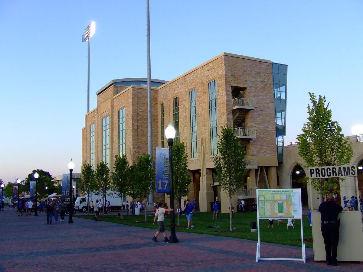 Chapman Stadium
