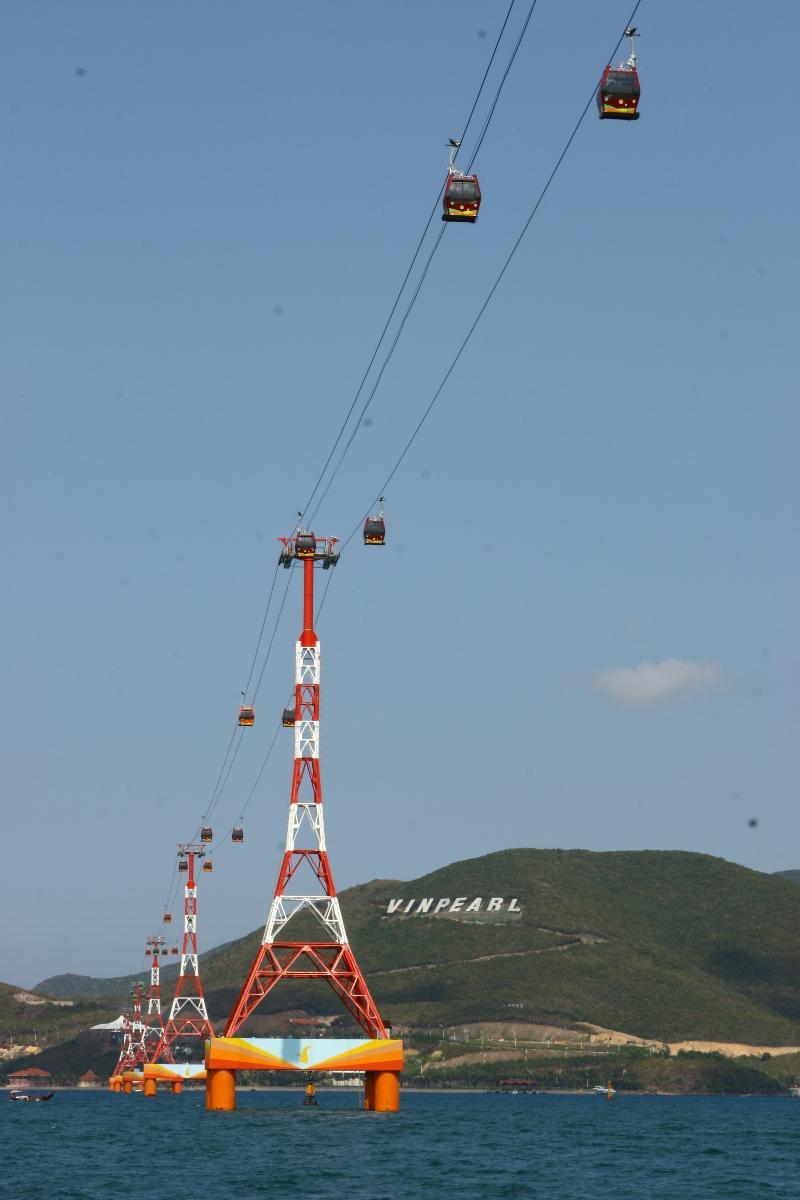 Vinpearl Aerial Tramway