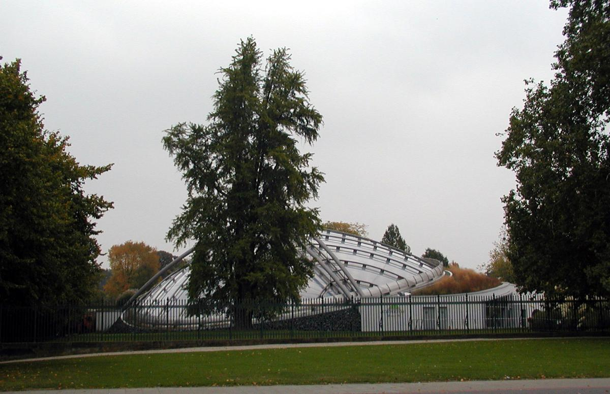 Regenwaldhaus