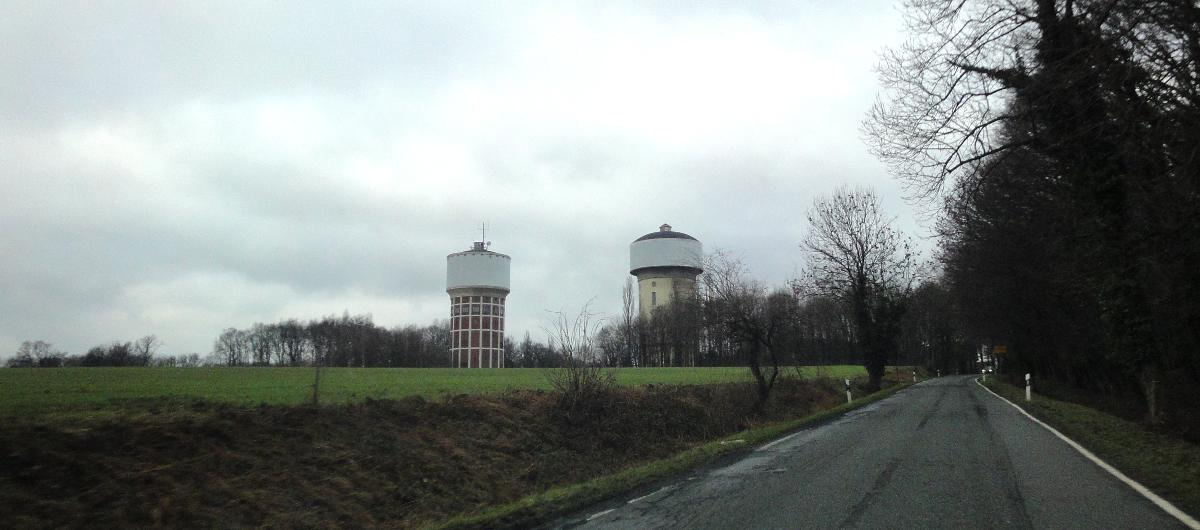 WT3000 Water Tower