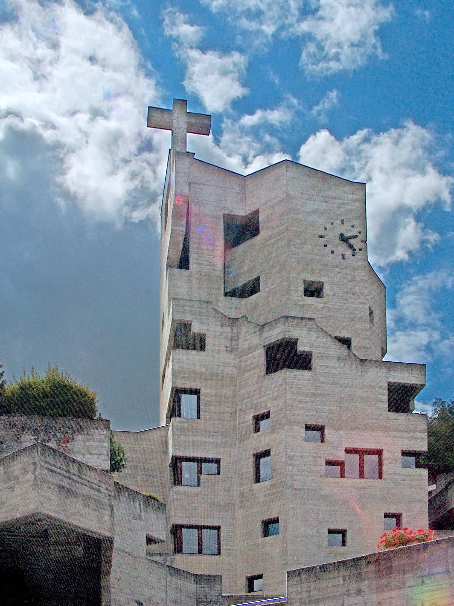 Katholische Kirche Hérémence