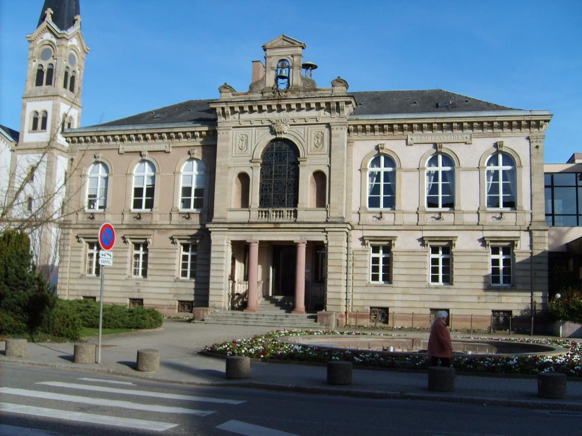 Illkirch-Graffenstaden Town Hall