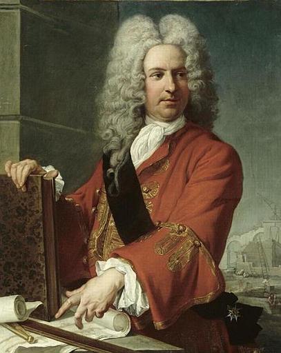 Jacques V Gabriel