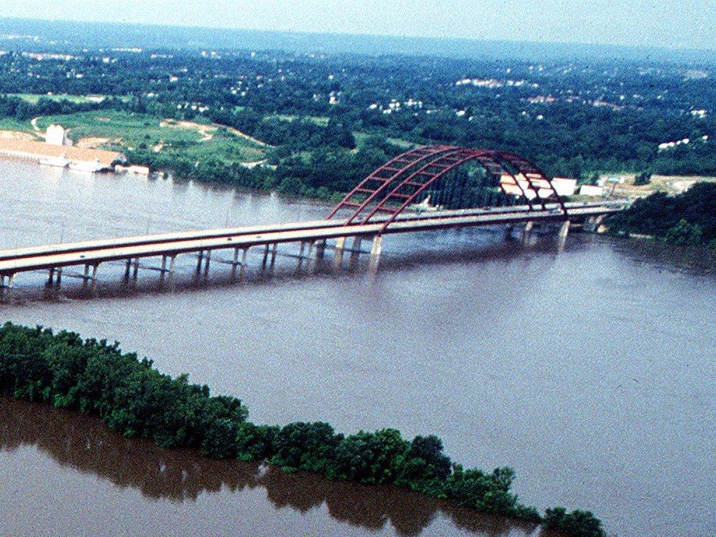 Jefferson Barracks Bridge Jefferson Barracks Bridge