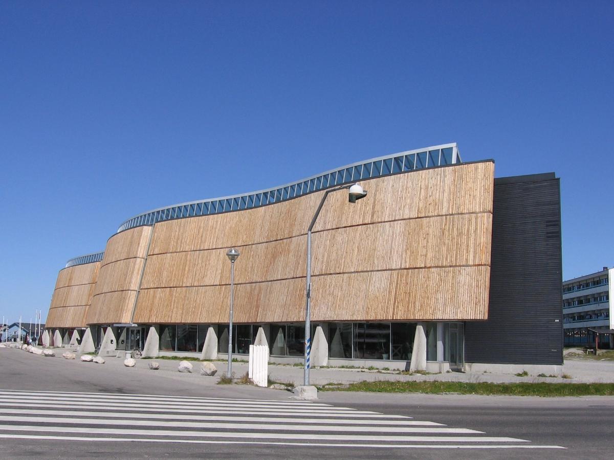 Katuaq-Kulturzentrum