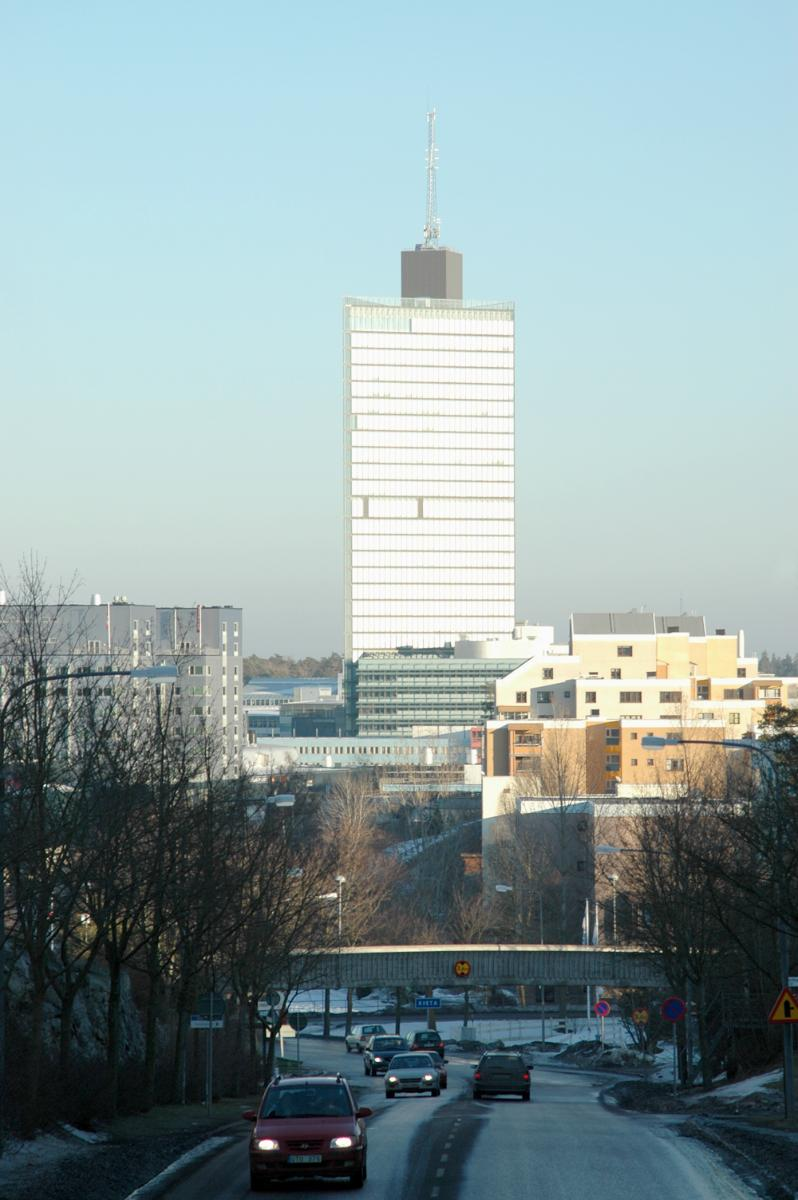 Kista Science Tower(photographer: Henryk Kotowski)