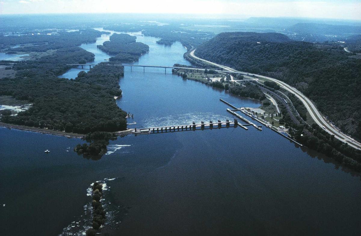 I-90 Mississippi River Bridge