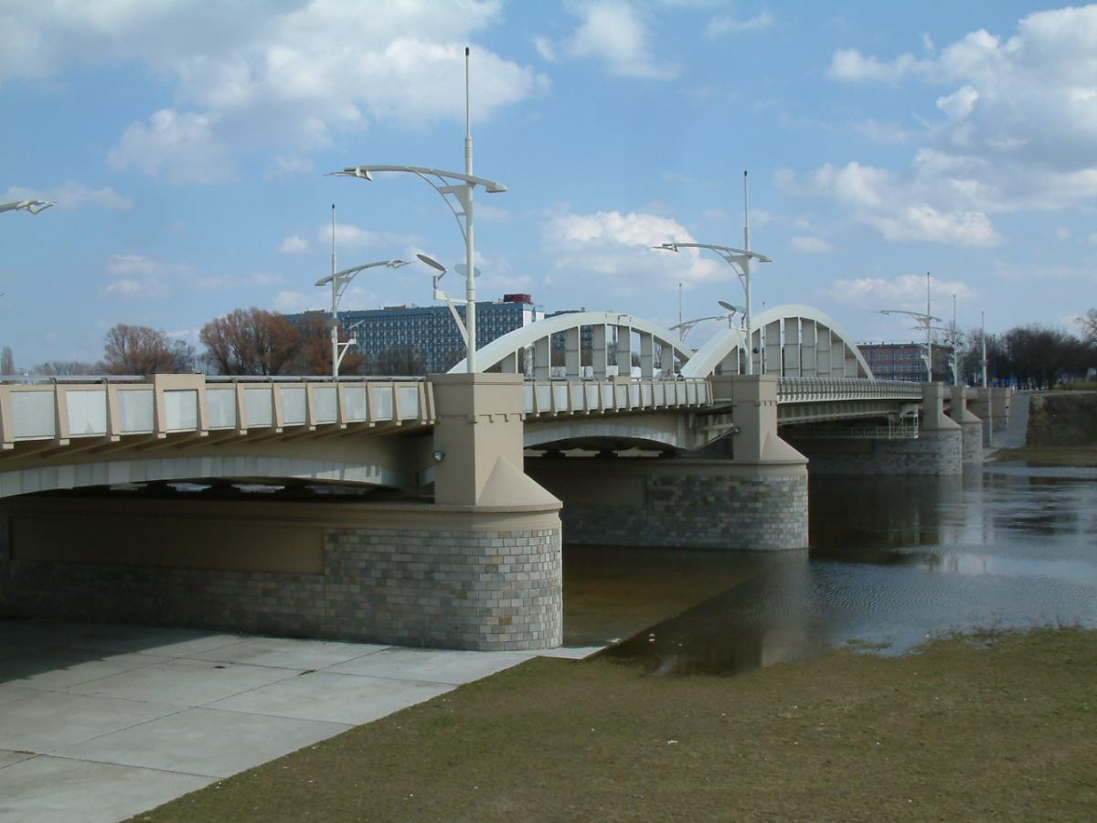 Pont Saint-Roch - Poznan