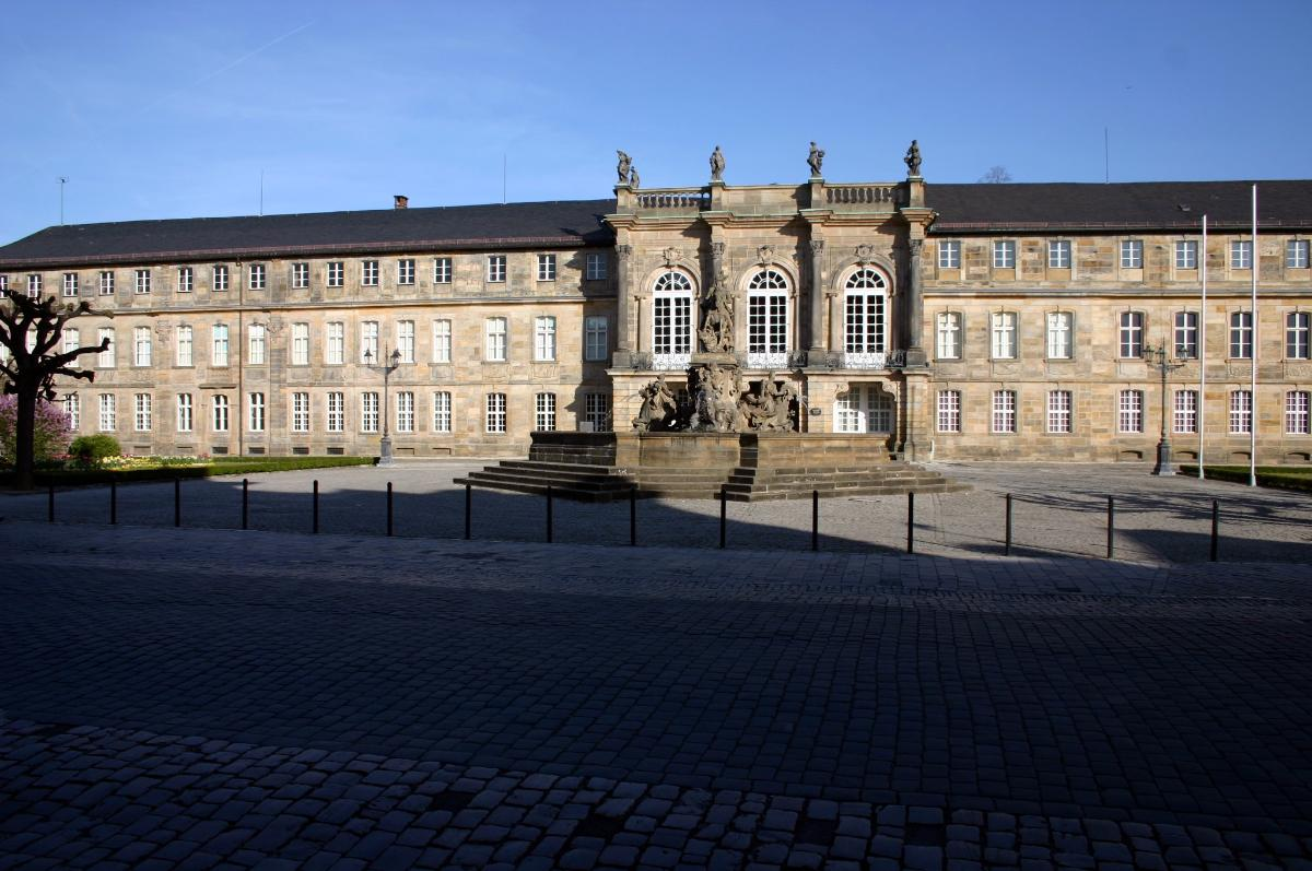 New Bayreuth Castle