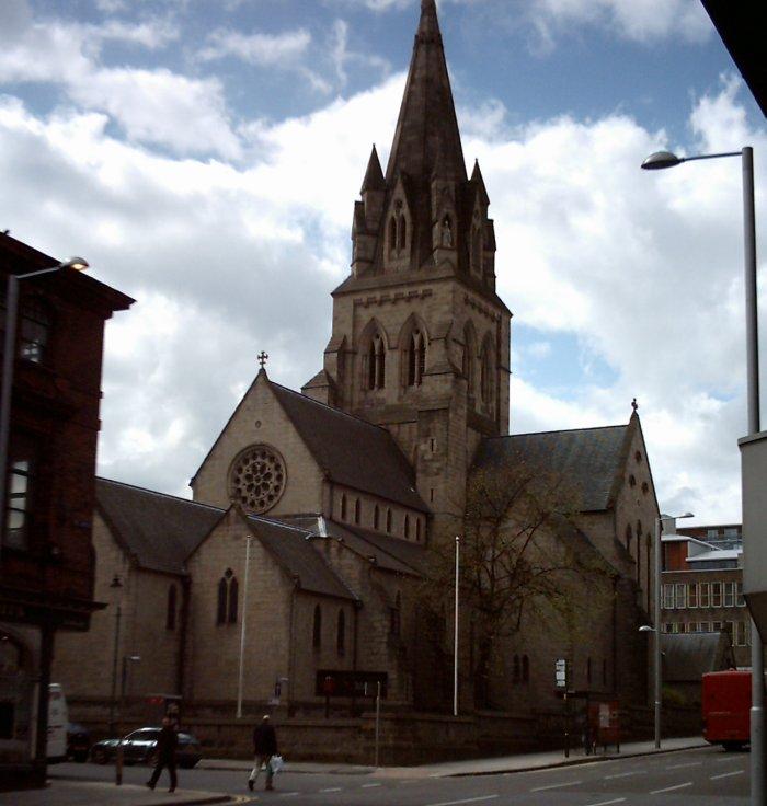 Cathédrale Saint-Barnabé - Nottingham