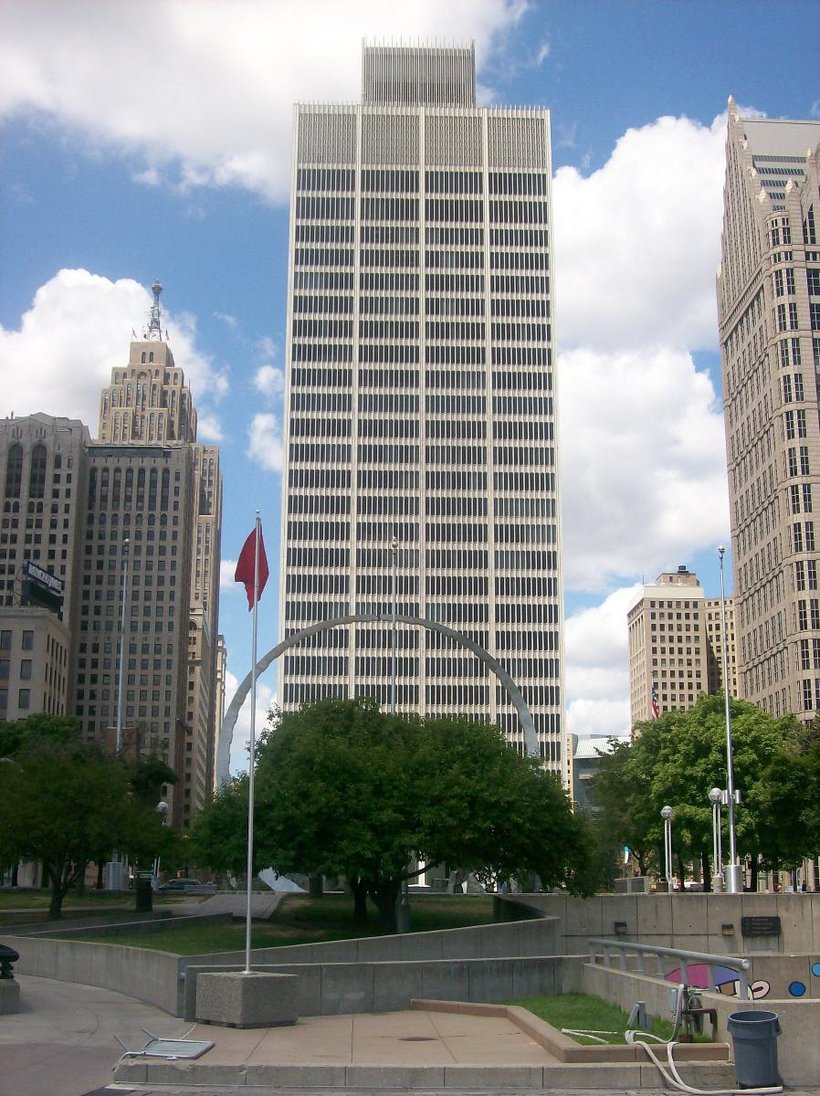 One Woodward Avenue