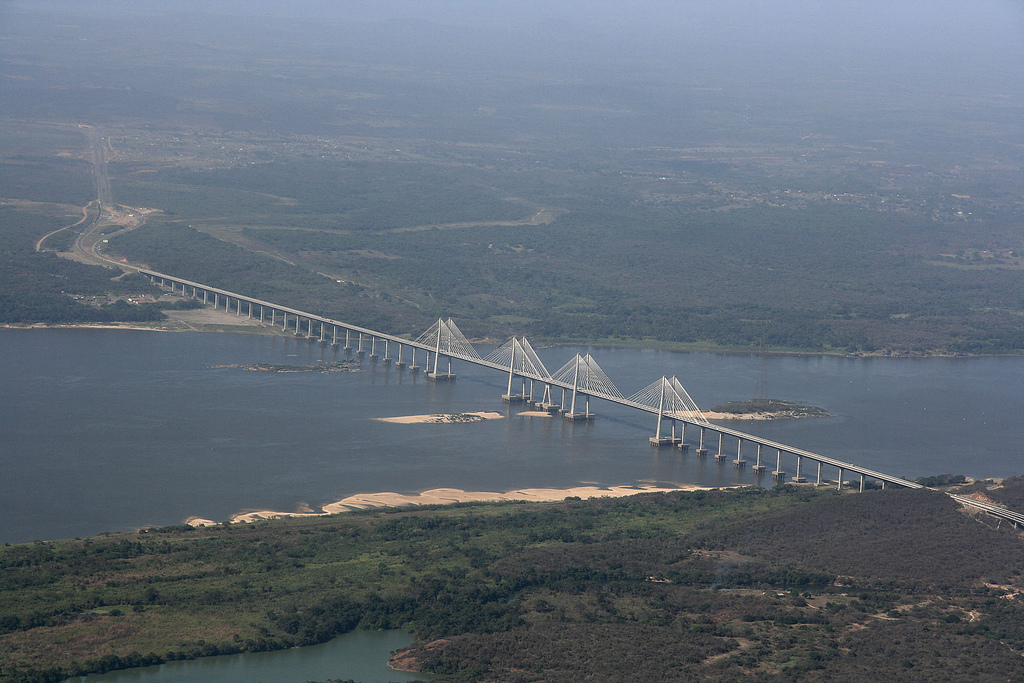 Second Orinoco River Bridge