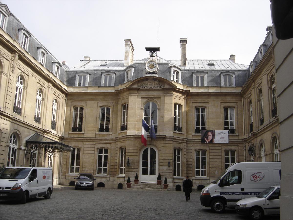 Mairie du 9ème arrondissement