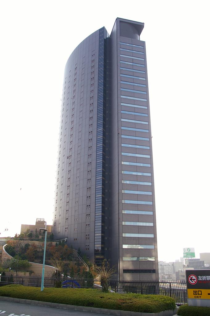 Namba Park Tower