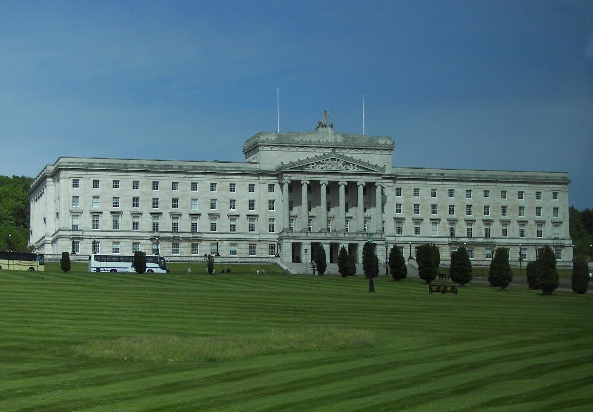Parlement de l'Irlande du Nord