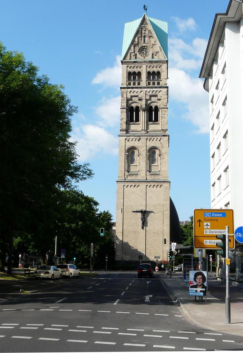 Tower of the Rochus Church