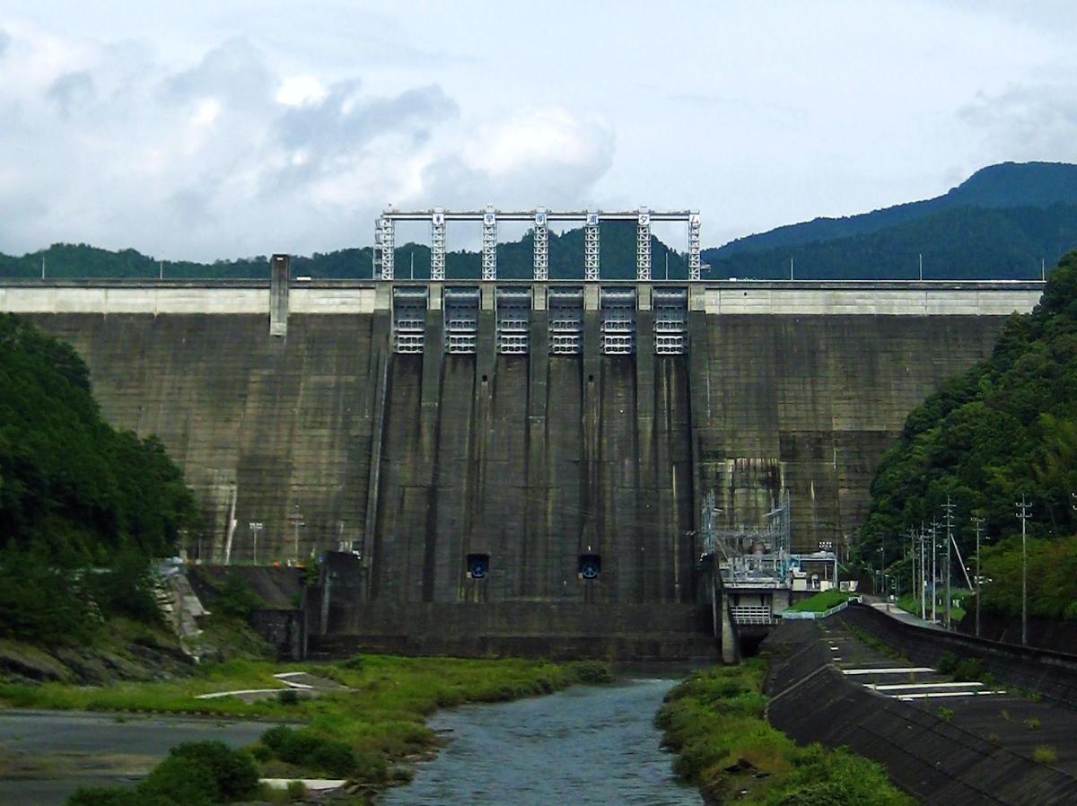 Barrage de Sameura