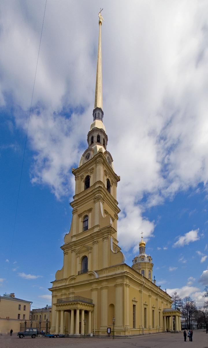 Cathédrale Pierre-et-Paul