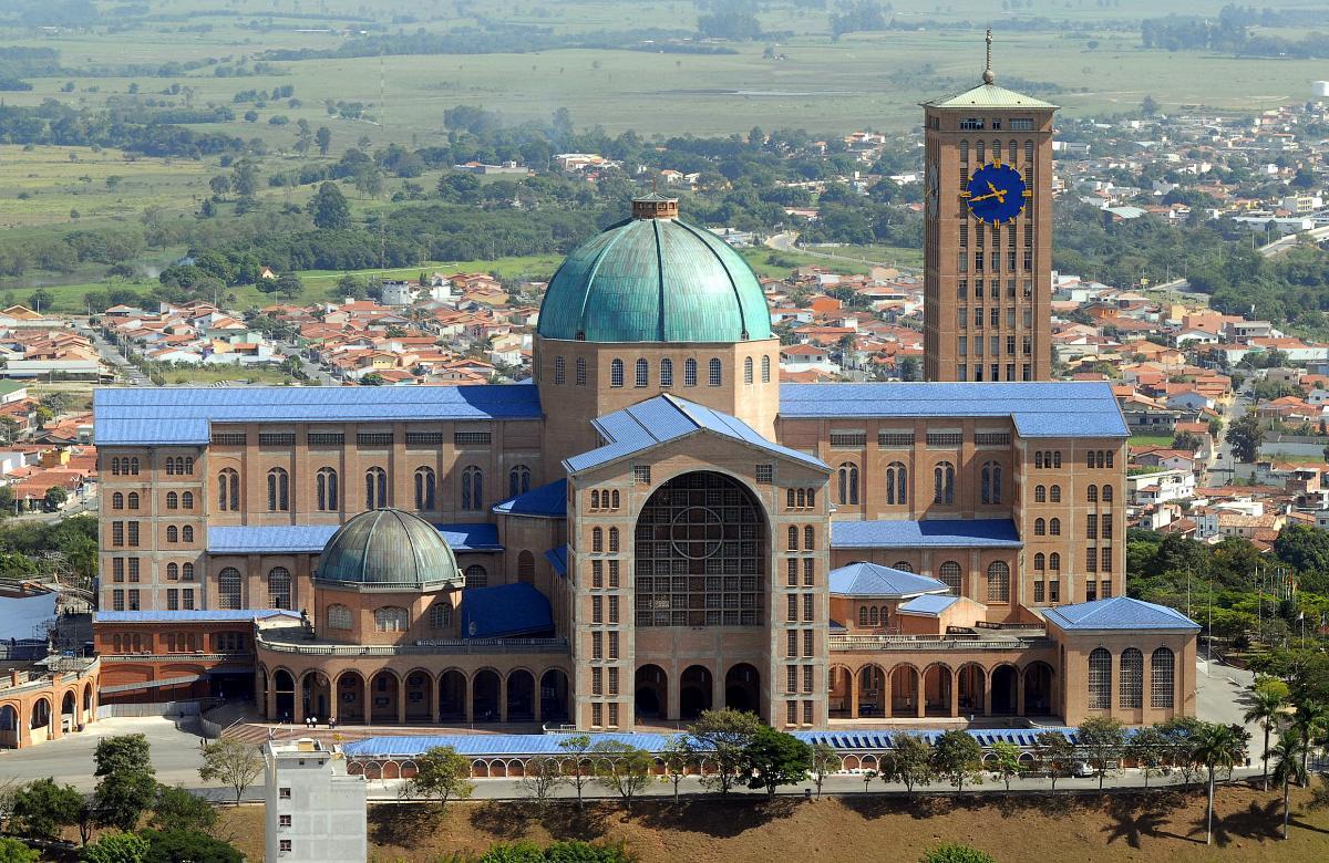 Basilica of the National Shrine of Our Lady of Aparecida