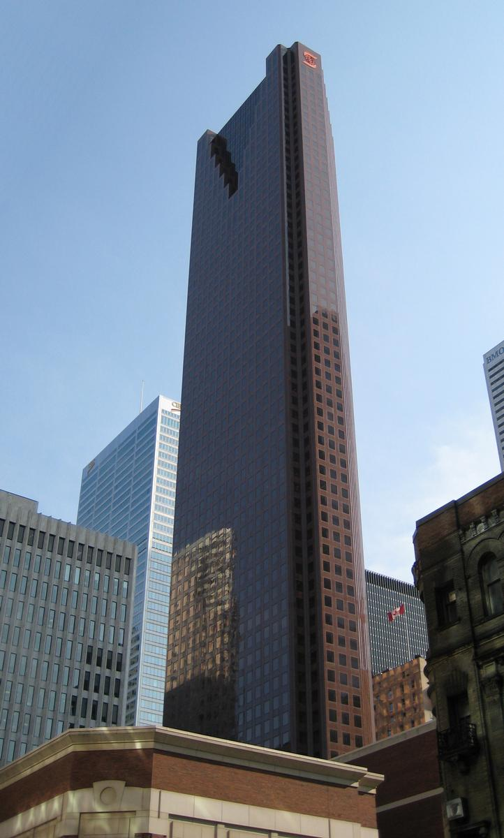 Scotia Plaza Building