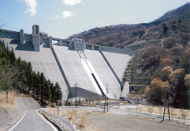 Shimagawa Dam