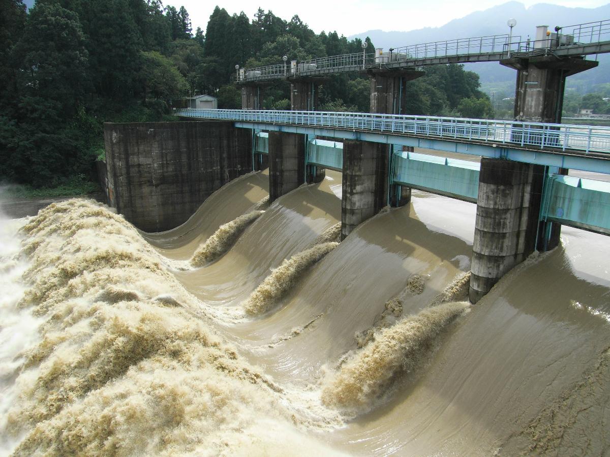 Barrage de Shinsui