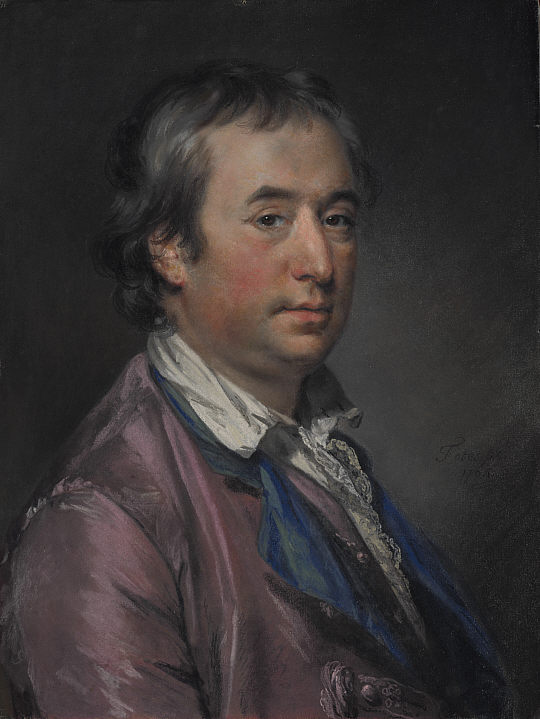 Sir William Chambers, 1728 - 1798, Scottish Architect