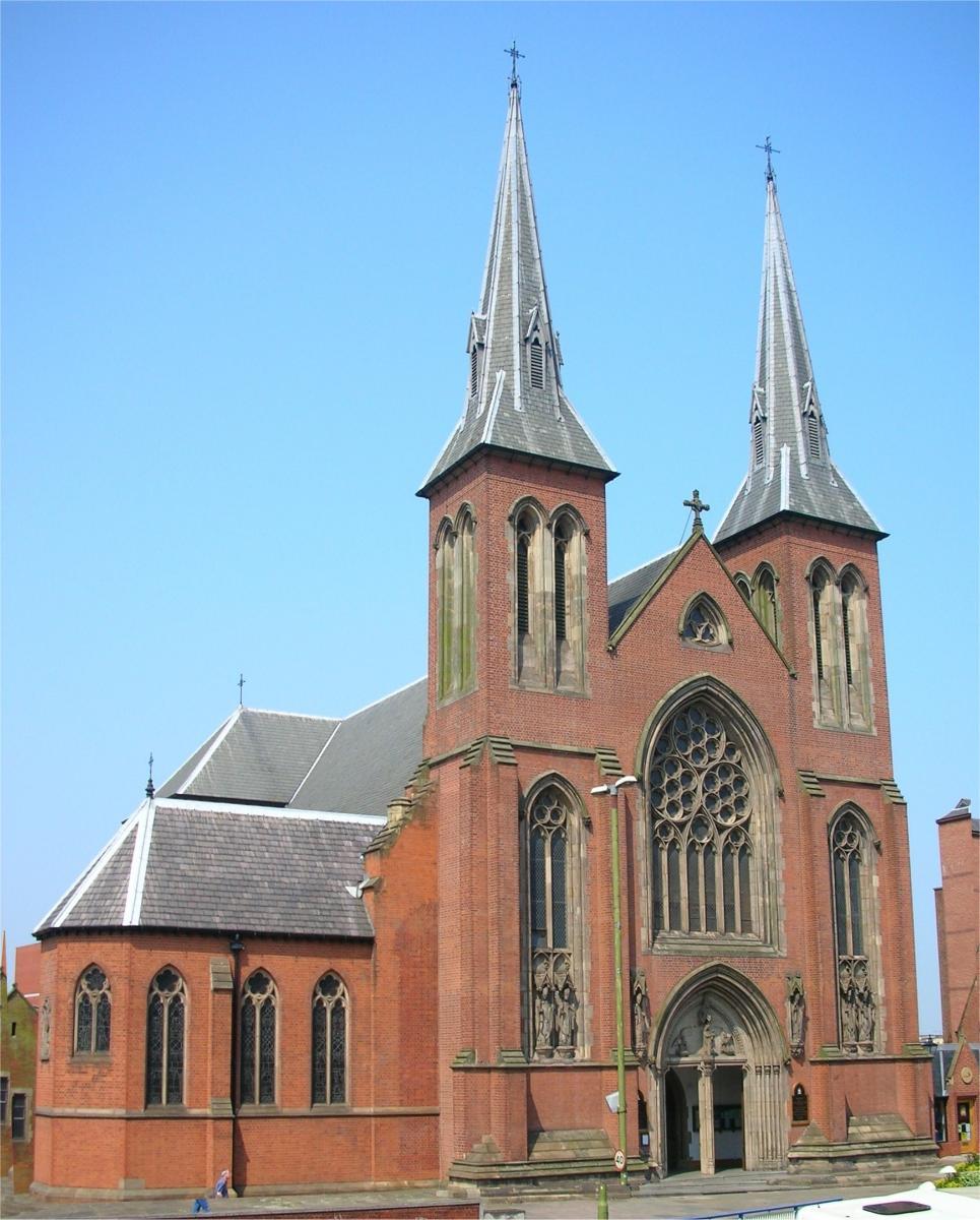 Saint Chad's Cathedral(photographer: Oosoom)