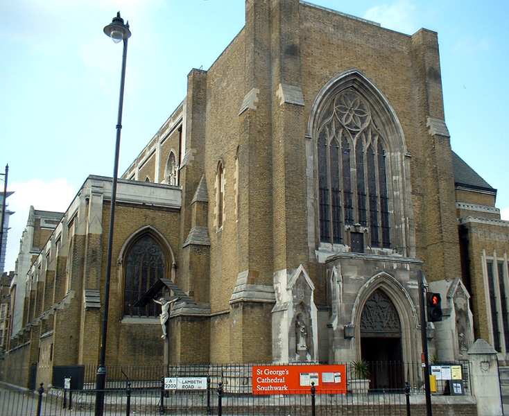 Cathédrale Saint-George