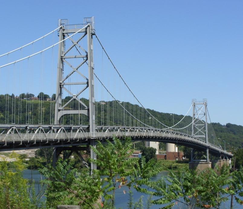 Fort Steuben bridge