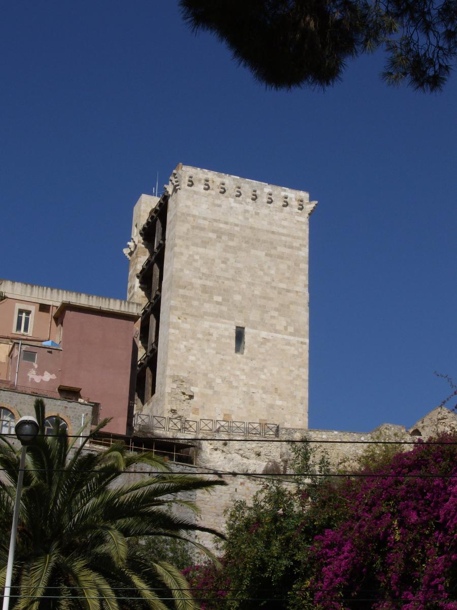 Tour Saint-Pancrace - Cagliari