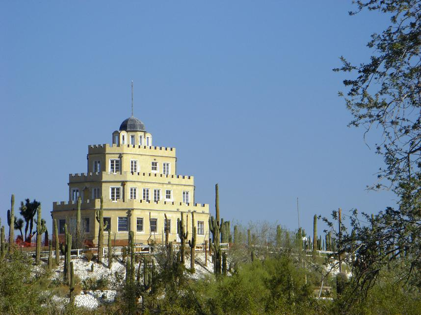 Tovrea Castle - Phoenix