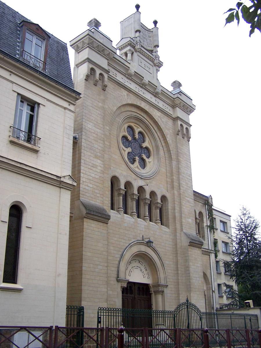 Synagogue (Versailles)