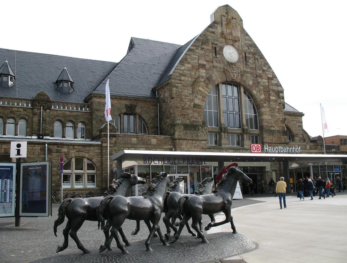 Aachen Central Station