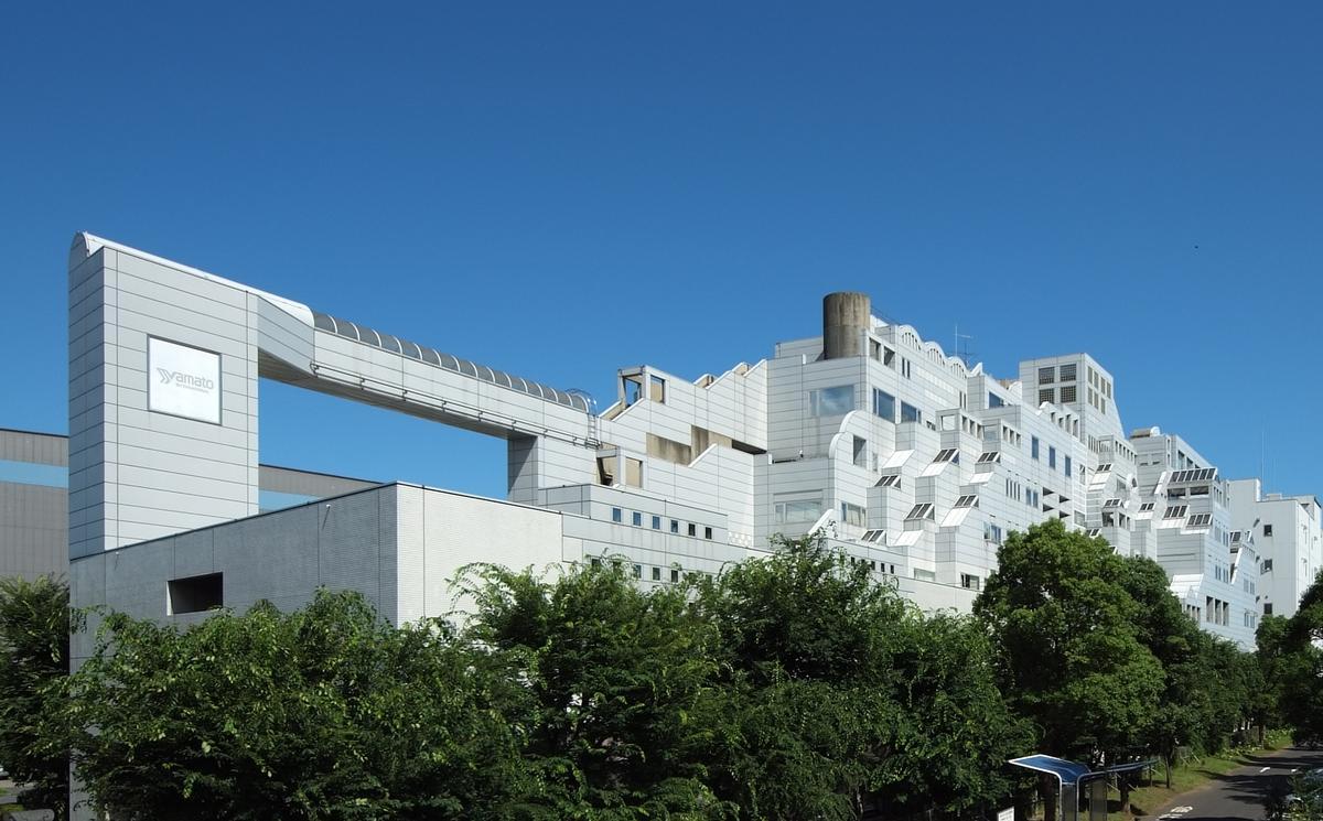 Yamato International Building
